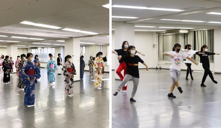 日舞・ダンス